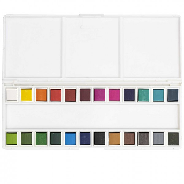 Rico ART 24 Aquarellfarben