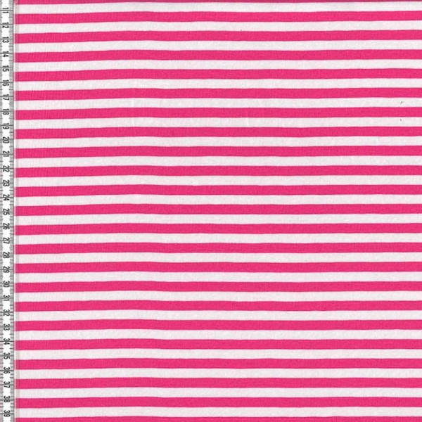 Jersey Vicente Ringel pink/weiß