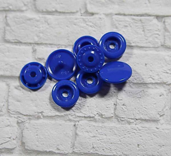 Kam Snap Druckknöpfe glänzend royalblau