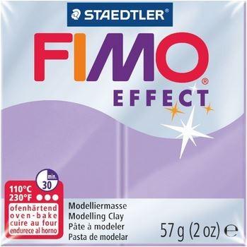 Fimo Effect pearl flieder