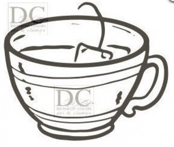 Different Colors Teacup S
