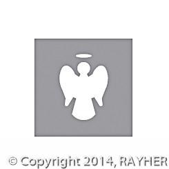 Rayher Motivstanzer Engel
