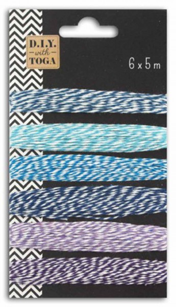 Toga Bakers Twine Set de bleu