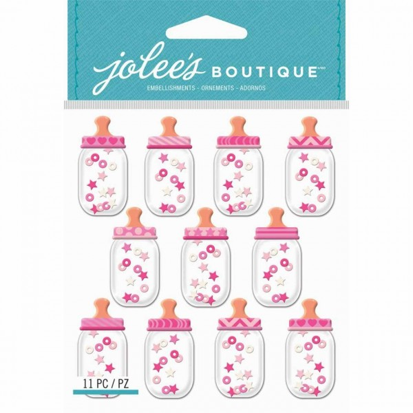 Jolees Boutique Baby Girl Bottle Dome
