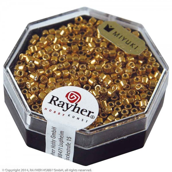 Delica-Rocailles, 2,2 mm ø
