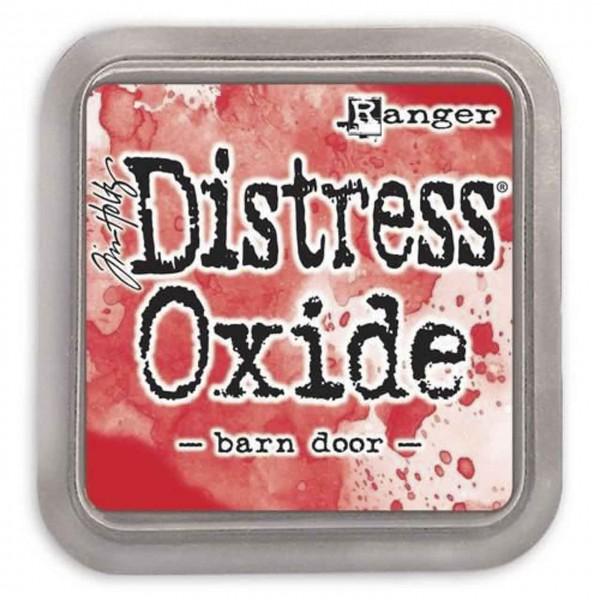 Tim Holtz Distress Oxide barn door