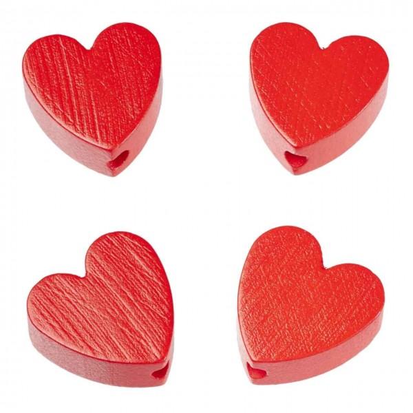Schnulli Herz rot
