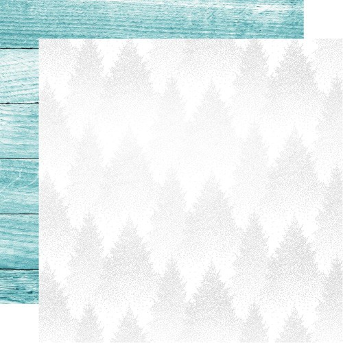 Kaiser Craft Let it snow Collection - pine forest