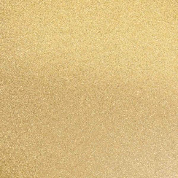 Rayher Glitterpapier fein gold