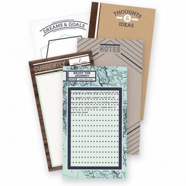 We R Memory Keepers Typecast notepad