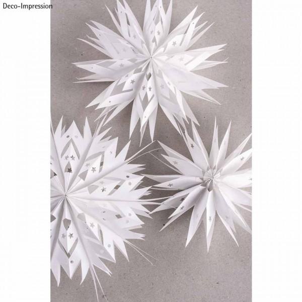 Rayher Papier-Minitüten weiß