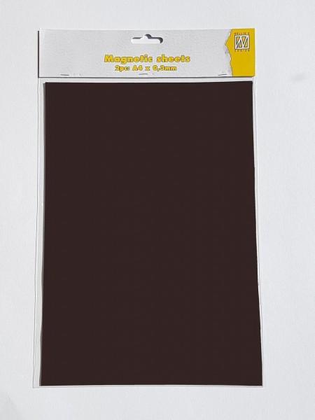 Magnetplatten A4 0,3 mm