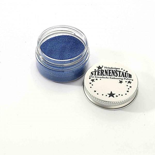 Sternenstaub Embossing-Pulver Blau