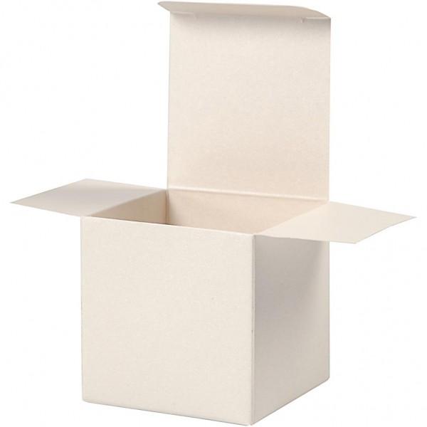 Folding box creme perlmutt