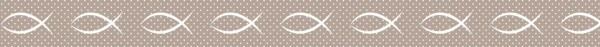Ursus Masking Tape Fische taupe