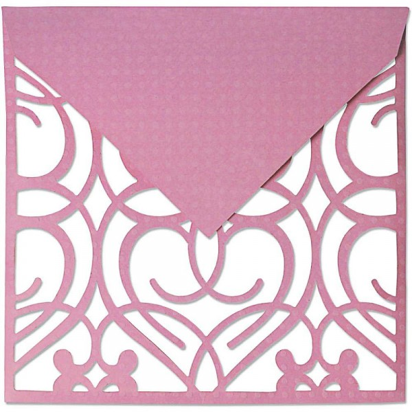 Sizzix Thinlits Plus Envelope square