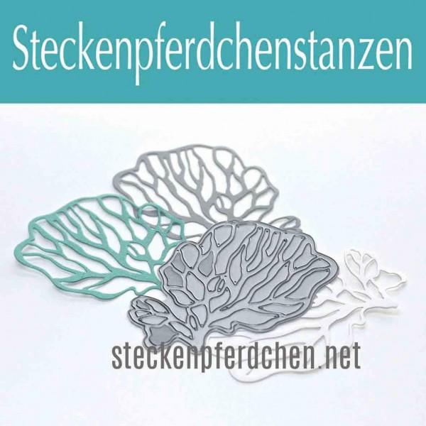 Steckenpferdchenstanze Unterwasserblatt