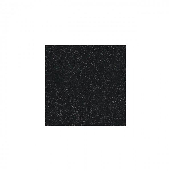 Rayher Glitzerpapier schwarz