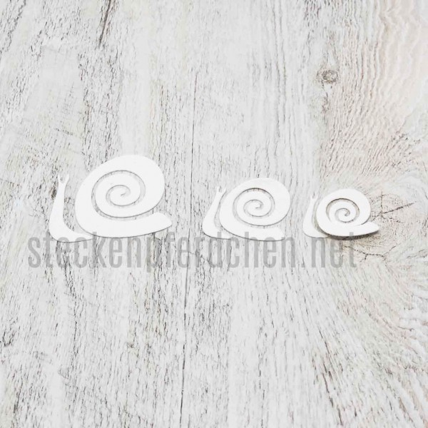 Steckenpferdchenstanze Schneckenset