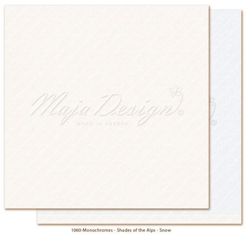 Maja Design Monochromes - Shades of the Alps - Snow