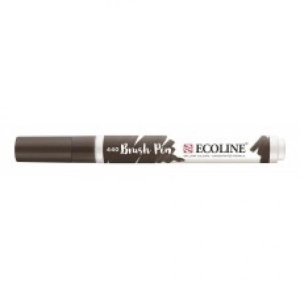 Ecoline Brush Pen sepia deep