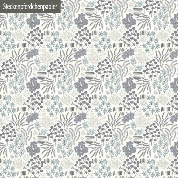 Steckenpferdchenpapier Blumenliebe 2