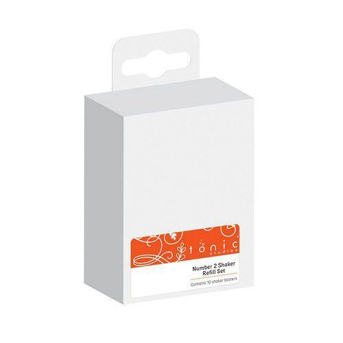 Tonic Number 2 Shaker Refill Set