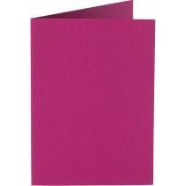 Papiocolor Doppelkarte B 6 purpurot