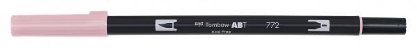 Tombow Dual Brush Pen - Blush - Schamesröte Farbnr. 772