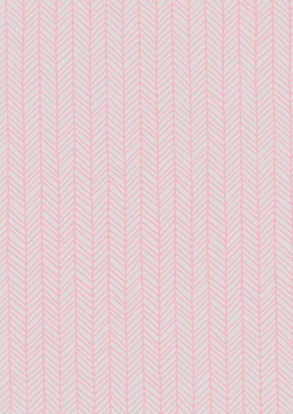 Rössler Transparentpapier Graphik rose