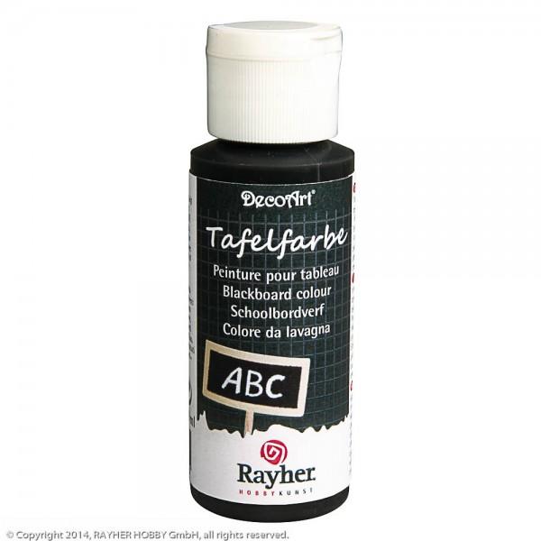 Rayher Tafelfarbe schwarz