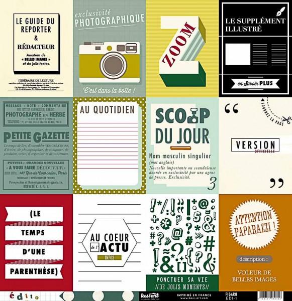 Kesi Art Paper Edito Figaro