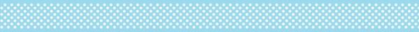 Ursus Masking Tape Punkte Blau