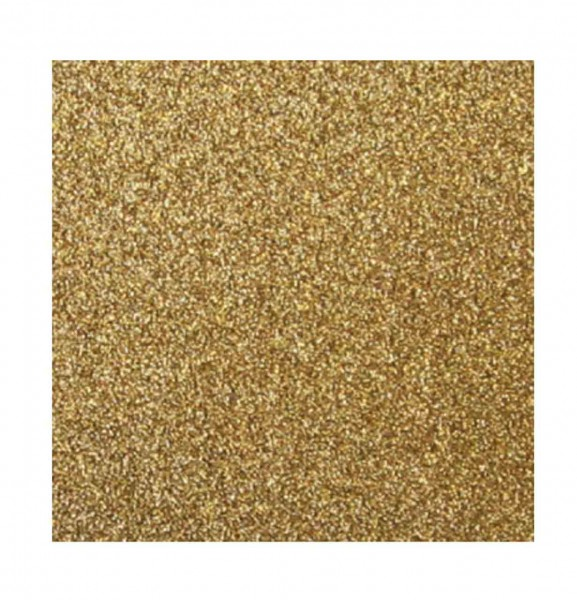 Rayher Glitzerpapier gold