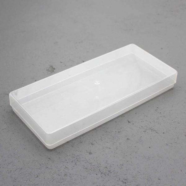 Aufbewahrungsbox transparent