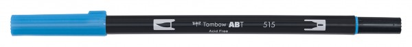 Tombow Dual Brush Pen - Light Blue - Hellblau