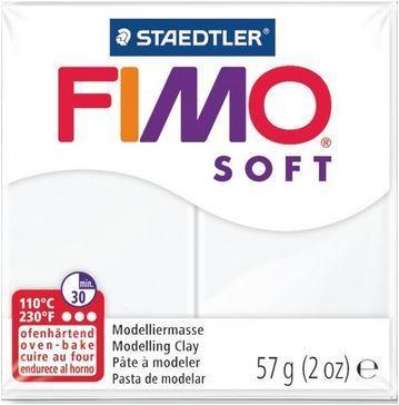 Fimo Soft weiß