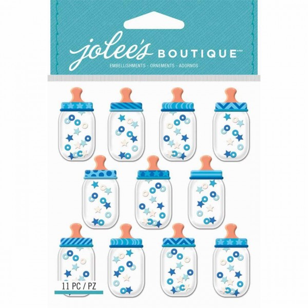 Jolees Boutique Baby Boy Bottle Dome