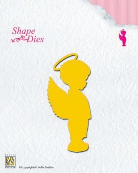 Nellie Snellen Shape Die Angel boy