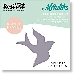 Kesi Art Stanzdie mini bird