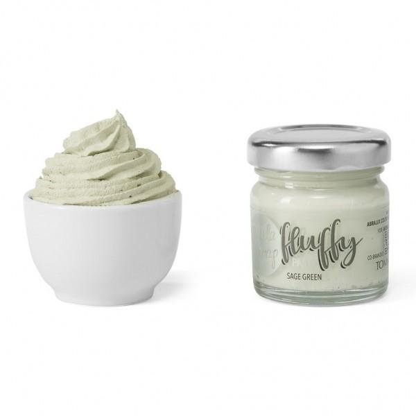 Moda Scrap Fluffy Paste - SAGE GREEN