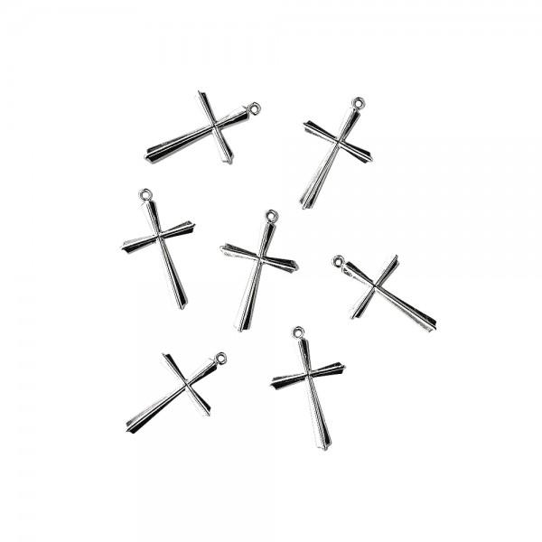 Acryl-Kreuz, 28 mm