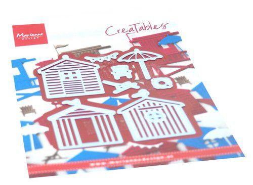 Marianne Design CreaTables - Strandhäuser