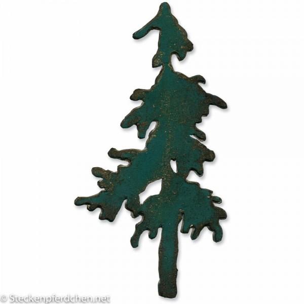 Tim Holtz Bigz Die - Pine Tree