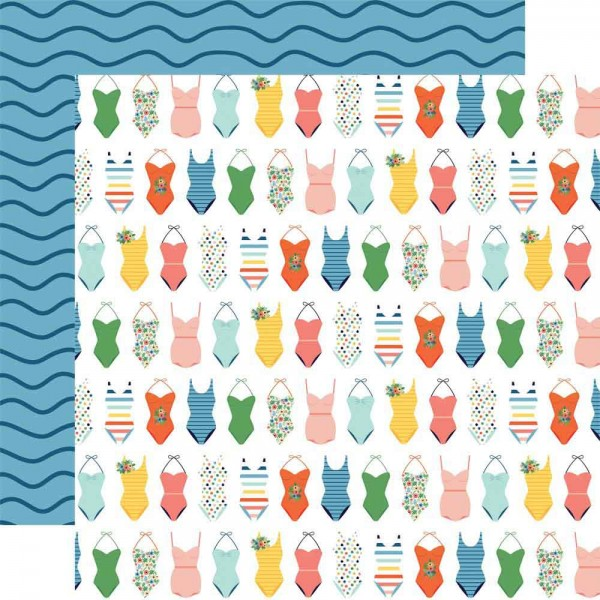 Echo Park Summertime - Swimsuits