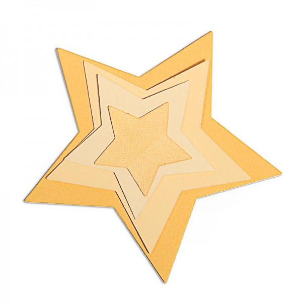Sizzix Framelitz Stars