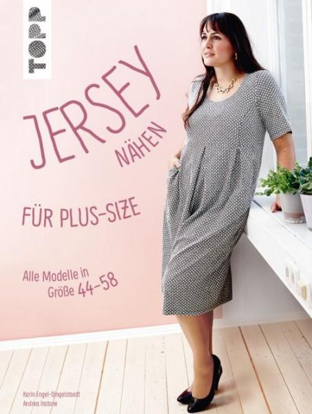 Topp Jersey nähen für Plus size