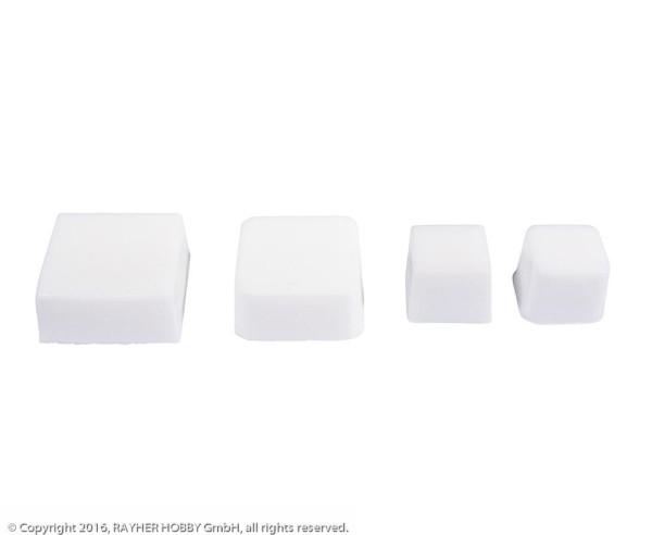 Rayher Seifengießform Quadrate