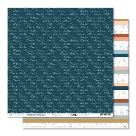 PaperNova Design Papier - Warm Home 3