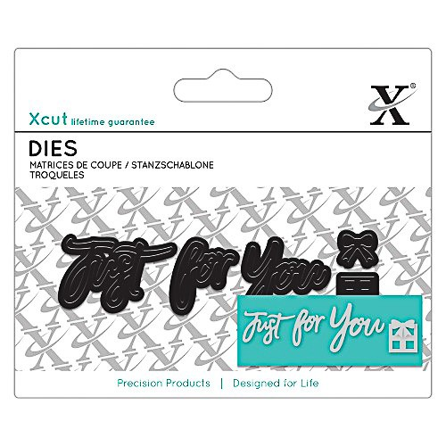 Xcut Stanzschablone Just for you